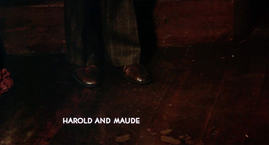 VIDEO: Title Sequence – Harold and Maude
