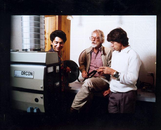 I: Pablo, Hal, Mick 1981