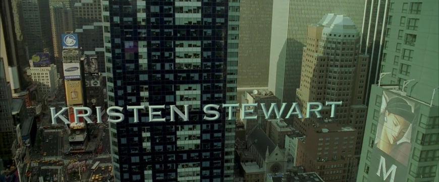 IMAGE: Still - Kristen Stewart credit