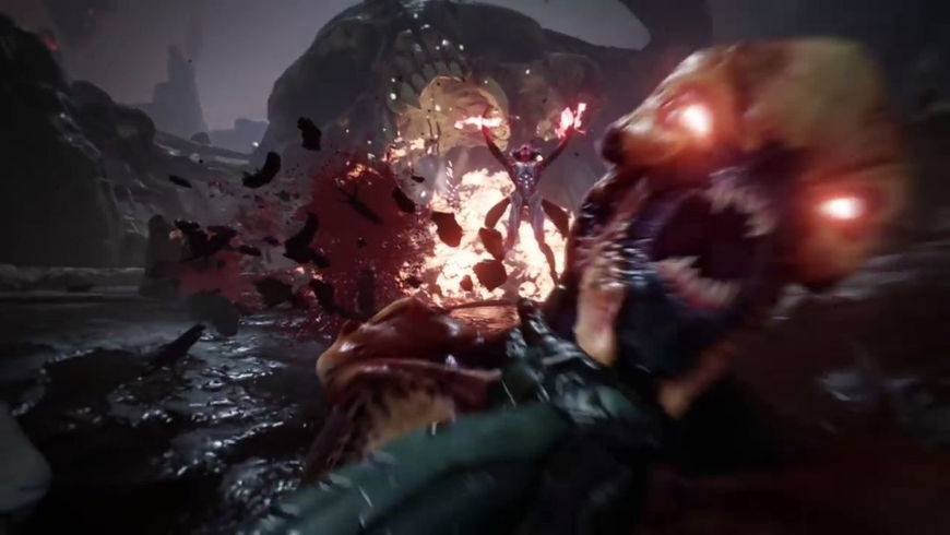 VIDEO: Trailer – DOOM (2016) Launch Trailer