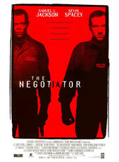 The Negotiator (1998) — Art of the Title