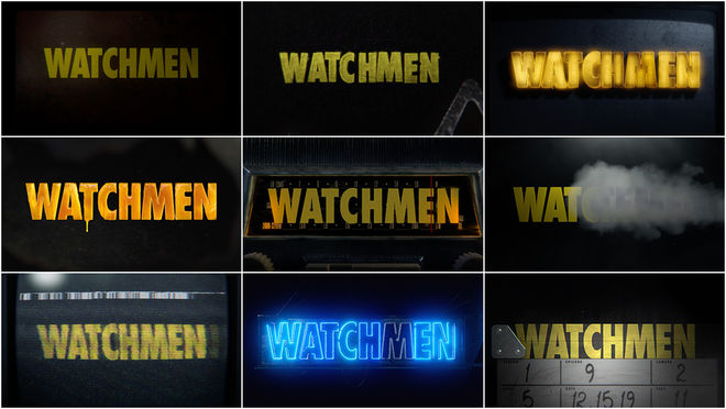 VIDEO: Title Sequence – Watchmen montage