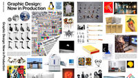 Graphic Design: Now in Production exhibition