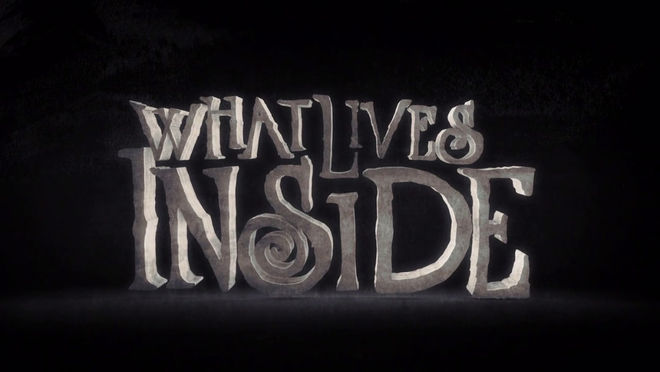 VIDEO: Title Sequence – What Lives Inside (2015