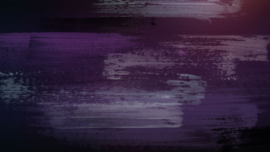 IMAGE: Jessica Jones Purple Brush Strokes