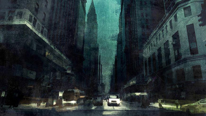 IMAGE: Jessica Jones Voyeur Concept 1