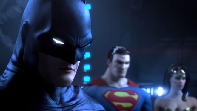 VIDEO: DC Universe Online (2011) Opening Cinematic