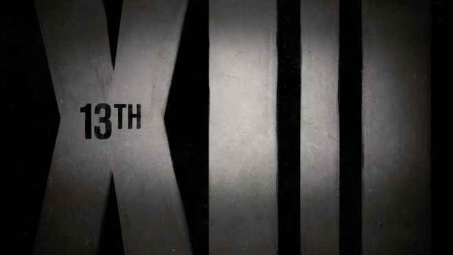 IMAGE: The 13th title card