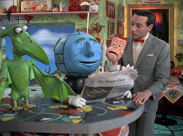 IMAGE: Pee-wee and friends