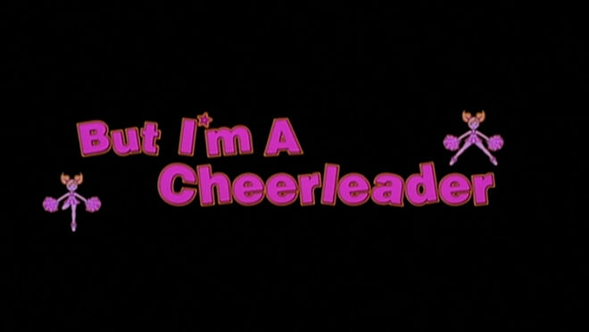 IMAGE: But I'm a Cheerleader (1999) title card