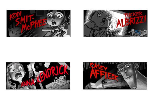 Original storyboards