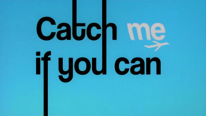 VIDEO: Title Sequence – Catch Me If You Can (2002)