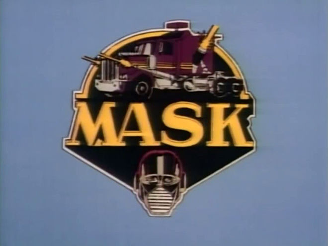 VIDEO: Title Sequence – M.A.S.K. (1985)