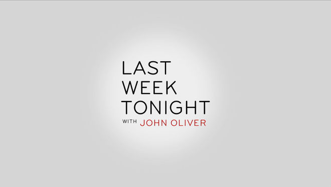 VIDEO: Title Sequence – Last Week Tonight (2014) Alternate Main Titles