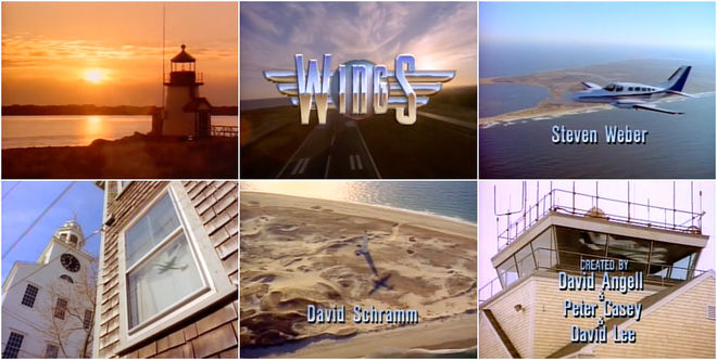 VIDEO: Title Sequence – Wings