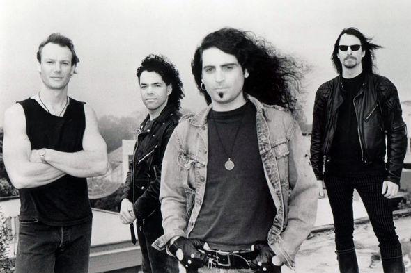 IMAGE: The Gone Jackals 1995
