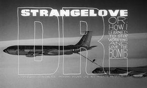 IMAGE: Dr. Strangelove title frame