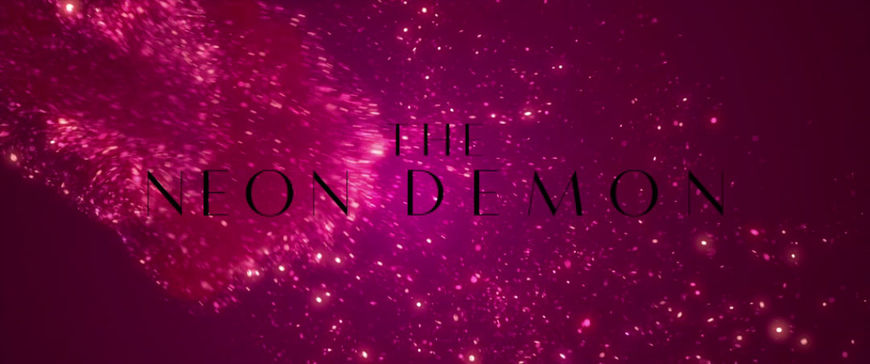 VIDEO: Neon Demon CG Fluids Test