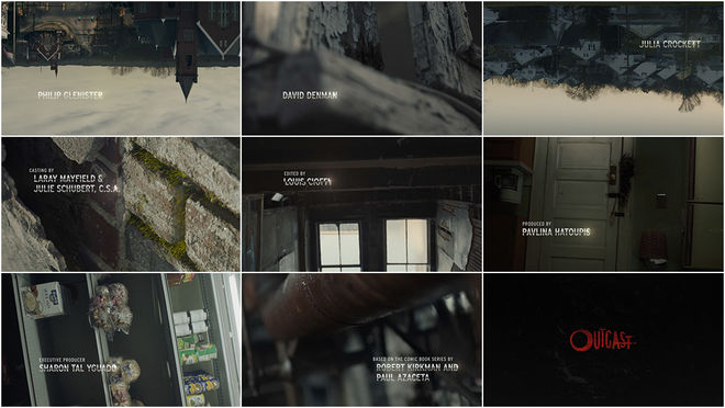 VIDEO: Title Sequence – Outcast (2015)