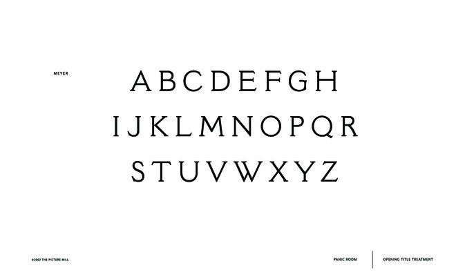 IMAGE: Typography -- Meyer typeface page