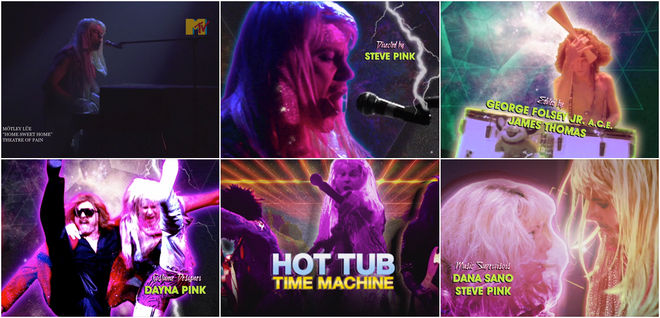 VIDEO: Title Sequence - Hot Tub Time Machine (2010)