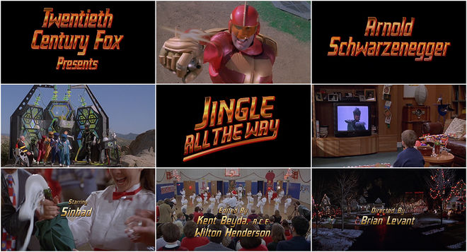 VIDEO: Title Sequence - Jingle All The Way