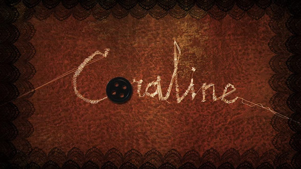 Coraline 2009 Art Of The Title