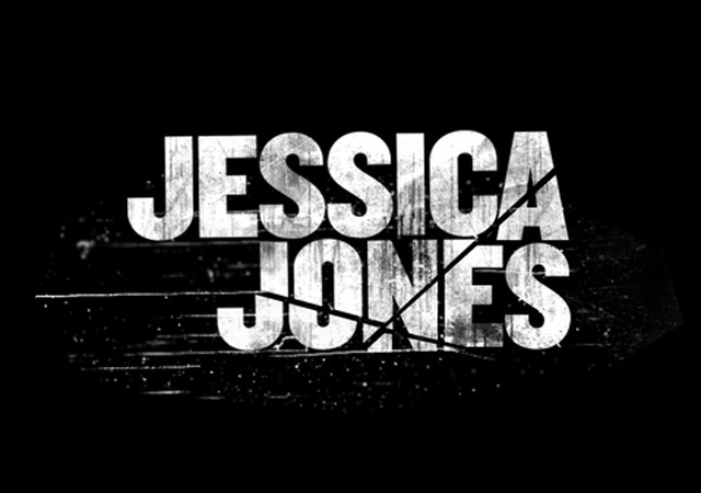 IMAGE: Early Jessica Jones Logotype Design