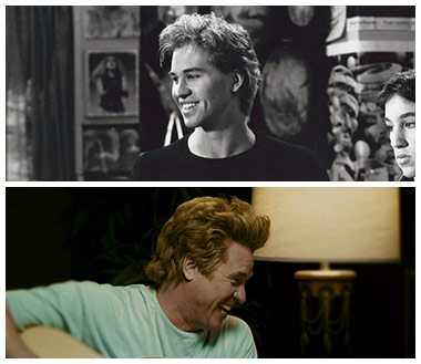 IMAGE: Real Genius homage with Val Kilmer