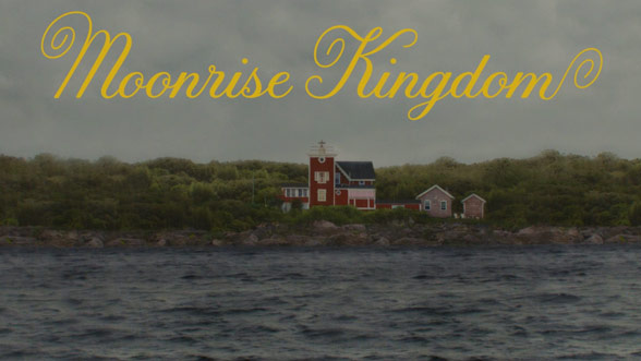 Moonrise Kingdom 2012 Art Of The Title