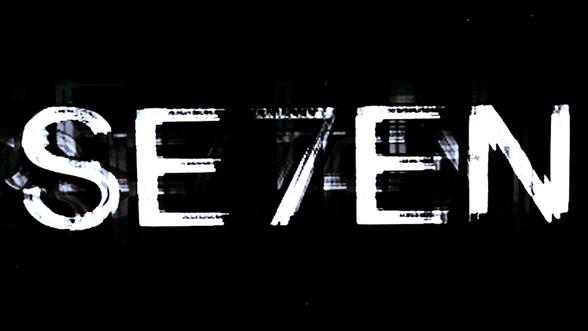 Se7en (1995) — Art of the Title