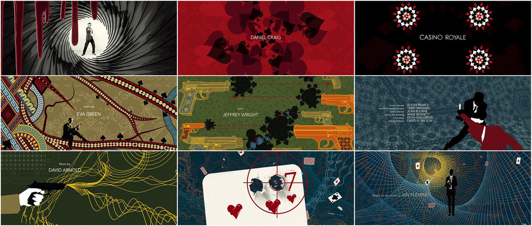 VIDEO: Title Sequence – Casino Royale (2006)