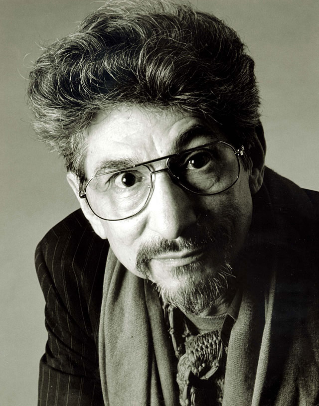 I: Pablo Ferro portrait