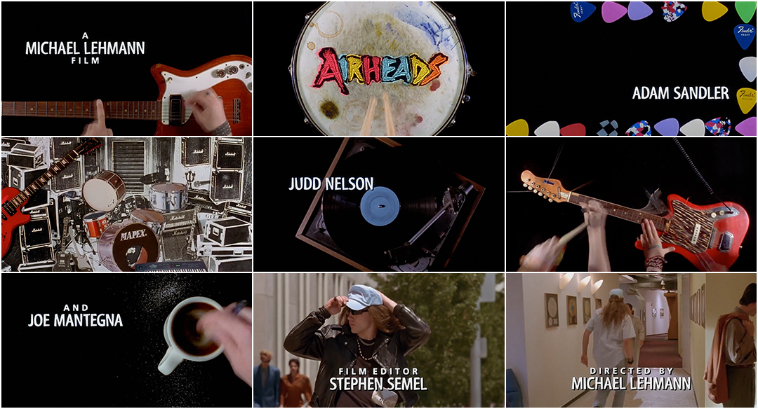 VIDEO: Title Sequence – Airheads