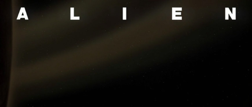VIDEO: Alien Title Sequence