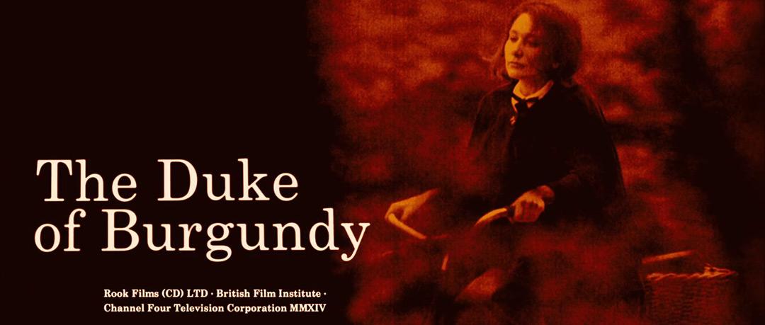 VIDEO: The Duke of Burgundy Opening Titles